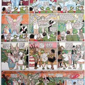 Day #454: Little Nemo and the Birth of Spring