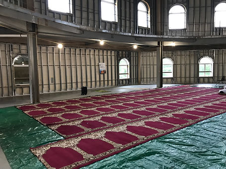 New Masjid Summer 2017