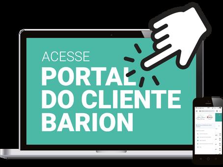 Portal do cliente Barion