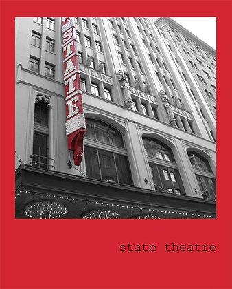 postcard | state theatre {SYD144}