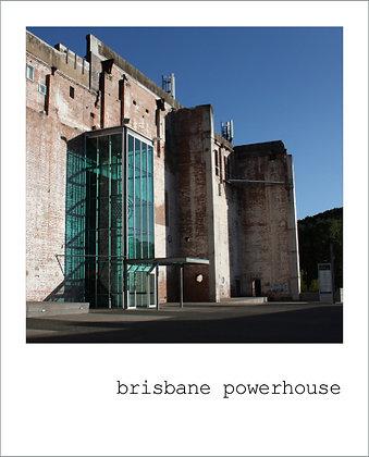 postcard | brisbane powerhouse {BNE102}