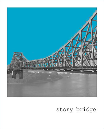 postcard | story bridge {BNE122}