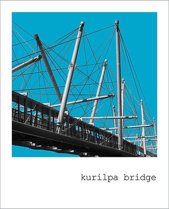 postcard | kurilpa bridge {BNE123}