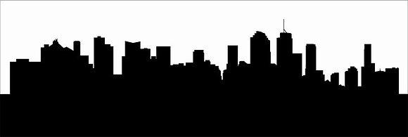 bookmark   brisbane cityscape {BNE302}