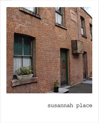postcard |  susannah place {SYD106}
