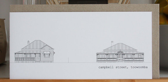 dl card | campbell street {TWB204}