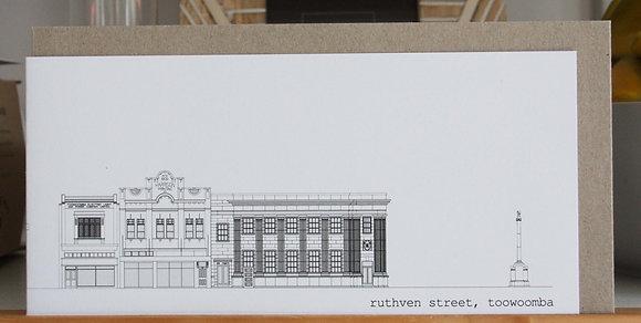 dl card | ruthven street {TWB201}