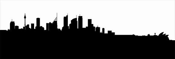 bookmark   sydney cityscape {SYD302}