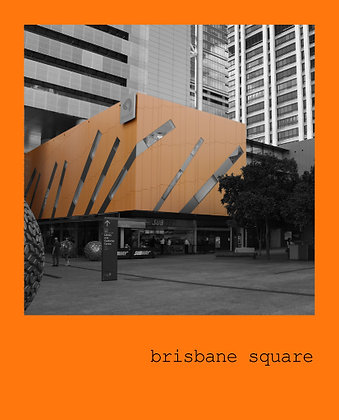 postcard | brisbane square {BNE143}
