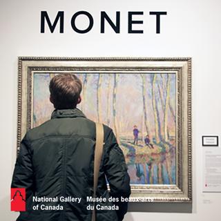 Digital Restoration of a Monet