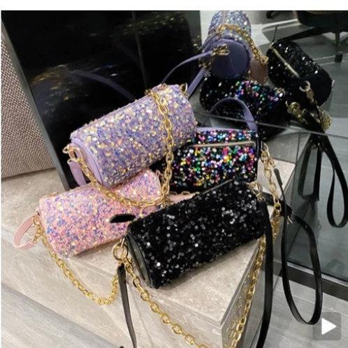 Mini Glitter Bomb purse