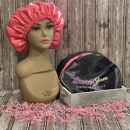 Luxury Glam Silk Bonnets