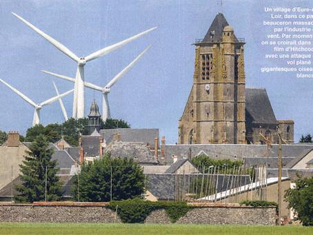 Éoliennes - impact sur le prix de l'immobilier : étude confiée à l'Ademe, résultats en 2022 ...