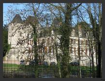 Château de la Roche Ploquin à Sepmes
