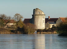 Château des Etangs à Bossée