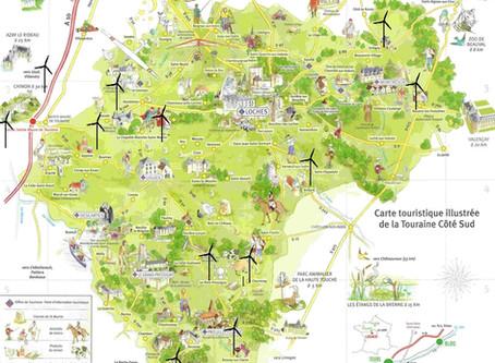 À l'attention des habitants concernés par le projet de SEPMES et des communes du Sud Indre et Loire