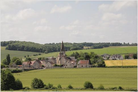 Eglise de Civray sur Esves