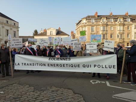 Le point sur le sujet des éoliennes en Indre et Loire