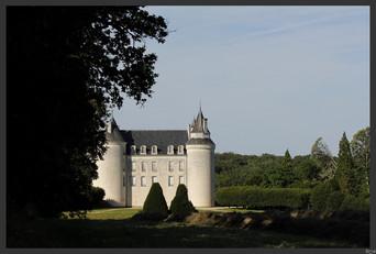 Château de Grillemont à La Chapelle Blanche
