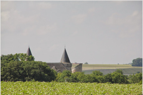 château de Bagneux à Bournan