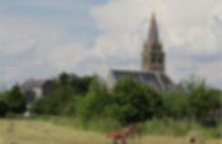Eglise de Bossée