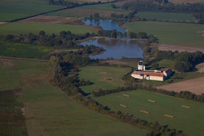 Château des étangs-Bossée