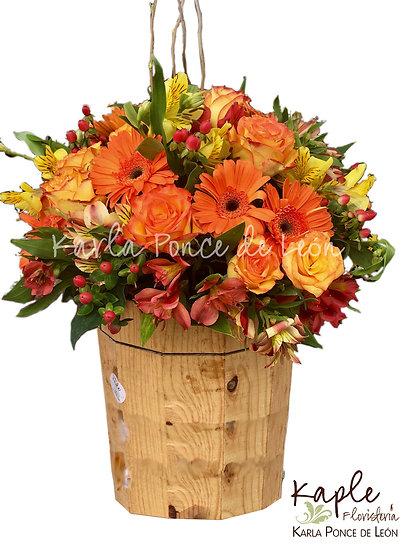 Arreglo Floral | Rosas | Altstromerias