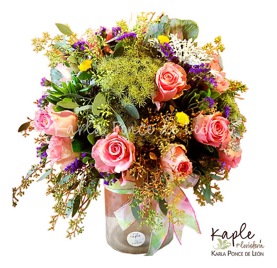 Arreglo Floral | Rosas