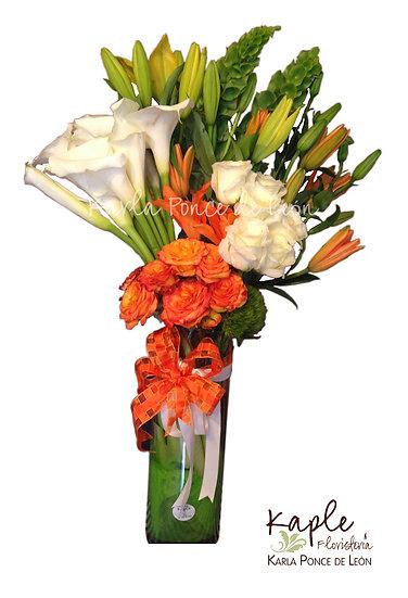 Arreglo Floral | Rosas | Lilis | Alcatraz