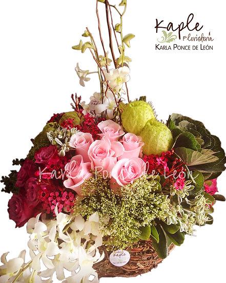 Arreglo Floral | Rosas | Orquideas