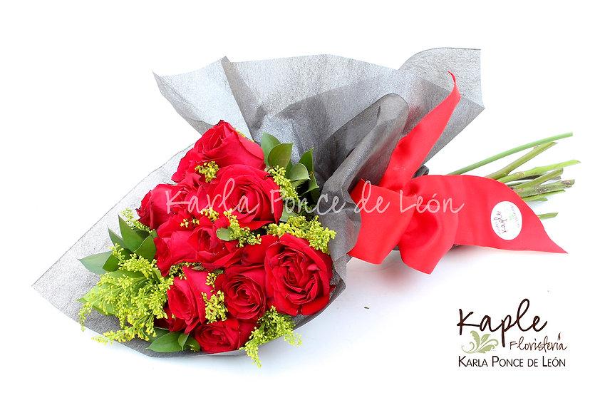Arreglo Floral   Rosas   Ramo   Bouquet