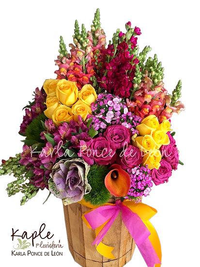 Arreglo Floral | Rosas | Baby Rose