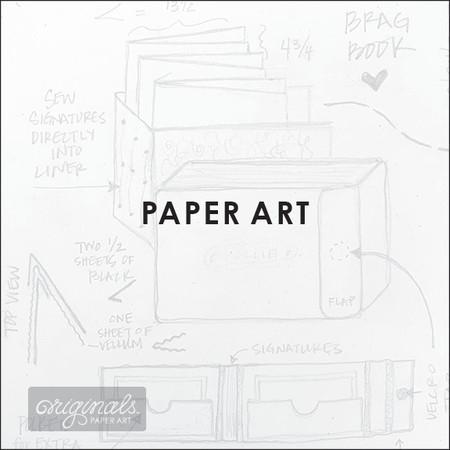 Originals Paper Art