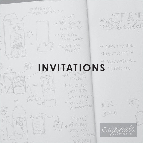 Special Event Invitations
