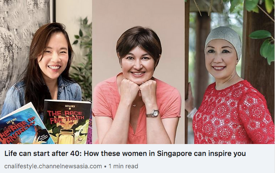Life can start after 40: How these women in Singapore can inspire you