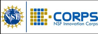 NSF I-Corps Program