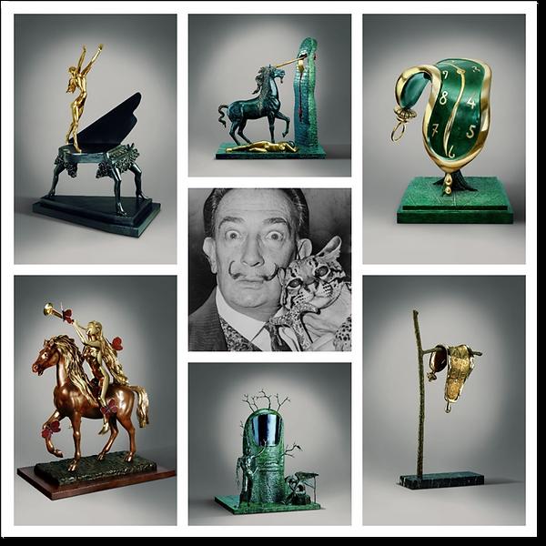 סאלבדור דאלי | התערוכה הבינלאומית