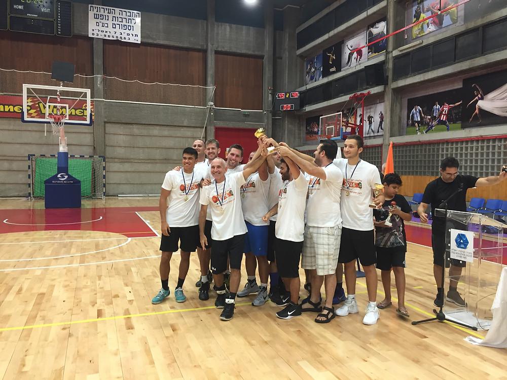 אלופת 2016: קבוצת ניצנים ליונס