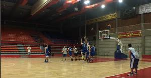שישיסל מול המפציצים. ליגת ראשון לציון בכדורסל אולמות, עונת 2016