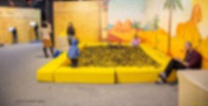 עולם הפירמידות | עולם הילדים - מתחם ארנה רצליה