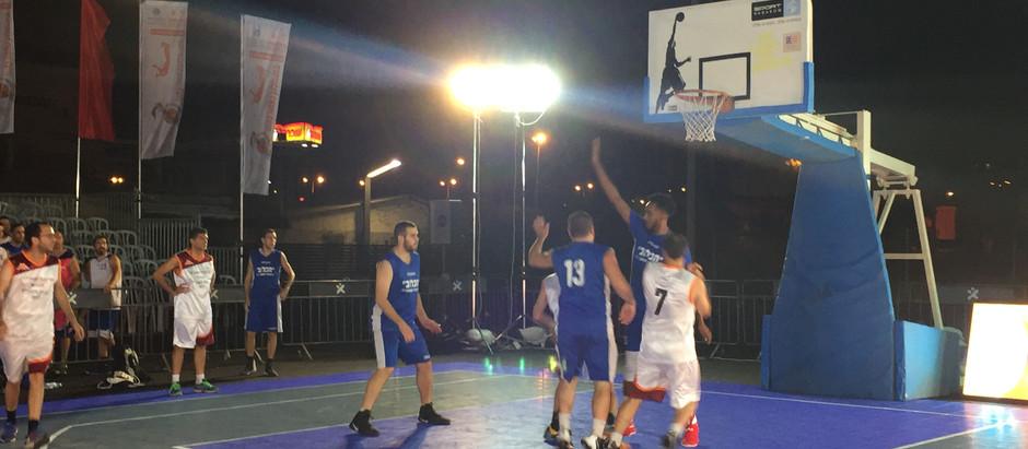 ערב ראשון טוב לשלושת נציגות הליגה בטורניר הסטריטבול העירוני