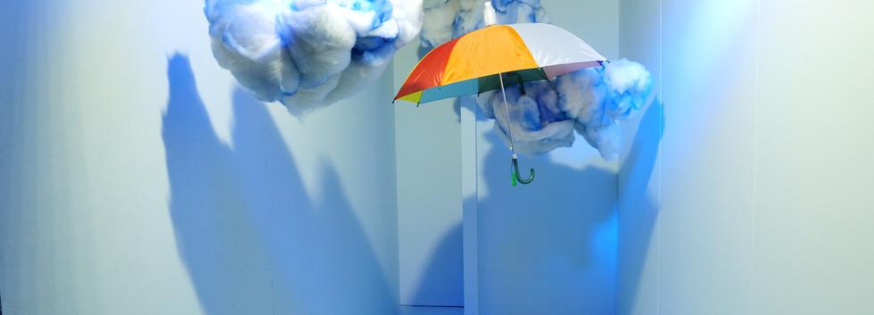 לעוף בין עננים - ספייס פנטזי מוזאון הסלפי