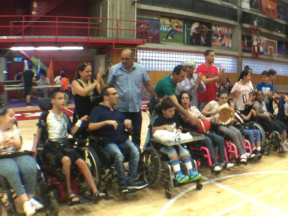 עמותת ניצני ראשון באירוע הגמר של ליגת ראשון לציון בכדורסל אולמות לזכרו של אורנתן מוטעי 2016