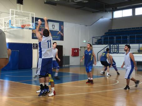 ערב משחקים שישי ומותח | ליגת ראשון לציון בכדורסל אולמות