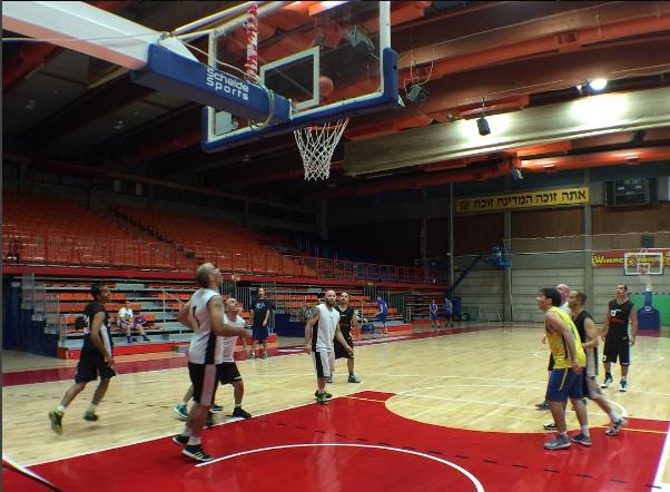 ליגת ראשון לציון בכדורסל אולמות , בית א: כרמים מול האולפנה