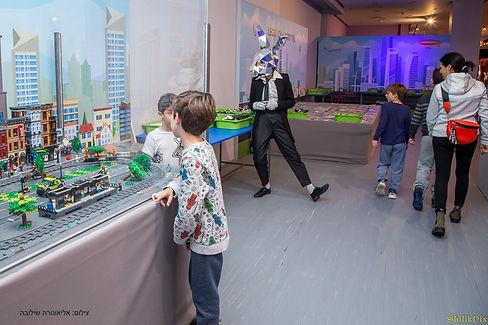 עיר הלגו - LEGO CITY עולם הילדים