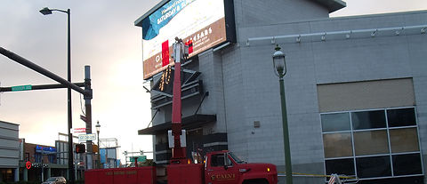 Full Service Sign Installation and Repai