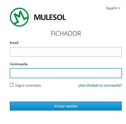 Fichador 0 a 50 usuarios