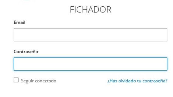 Fichador mas de 250 usuarios