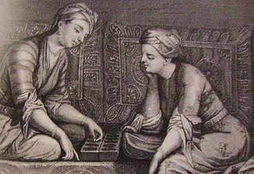 1714 Istanbul-Marquie de Ferriol Mangala